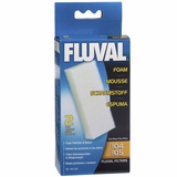 Fluval Filter Foam Block 104/105 Models (2 Pack)