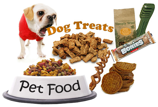 Food & Treats for Dogs