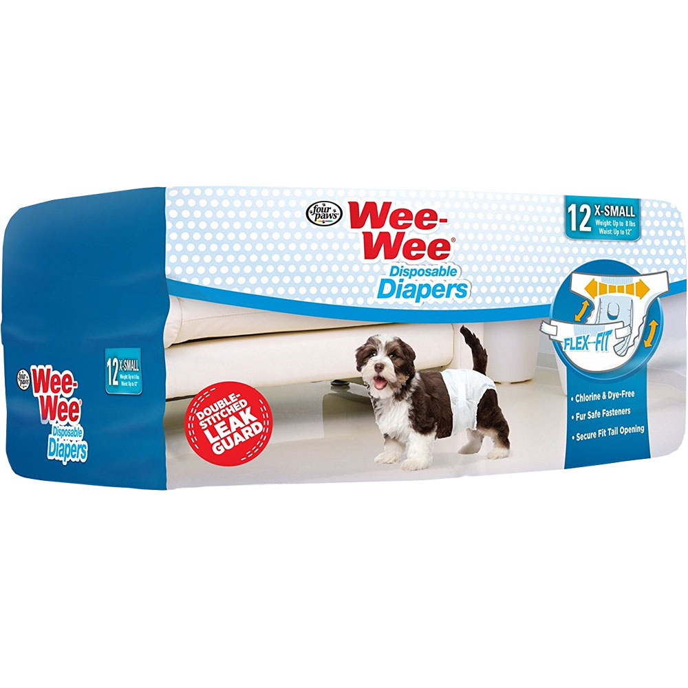 Four Paws Diapers