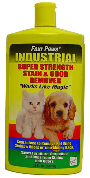 Four Paws Industrial Super Strength Stain & Odor Remover (32 oz)