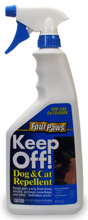 Four Paws Keep Off Repellent