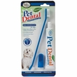 Four Paws Pet Dental Natural Oral Hygiene Kit for Dogs