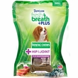 Fresh Breath Plus Dental Treats Hip & Joint - Small (20 chews)