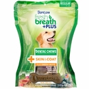 Fresh Breath Plus Dental Treats Skin & Coat - Regular (10 chews)