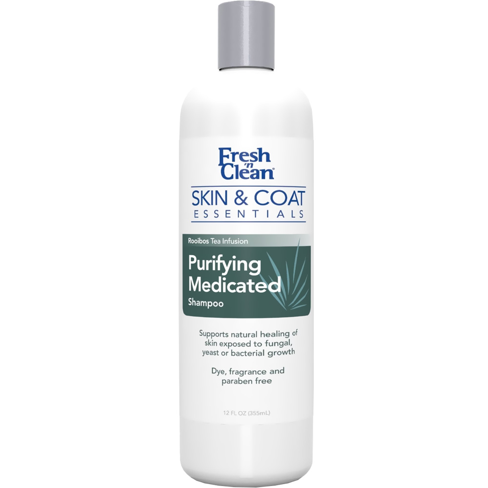 Fresh n' Clean® Skin & Coat Essentials Purifying Medicated Shampoo