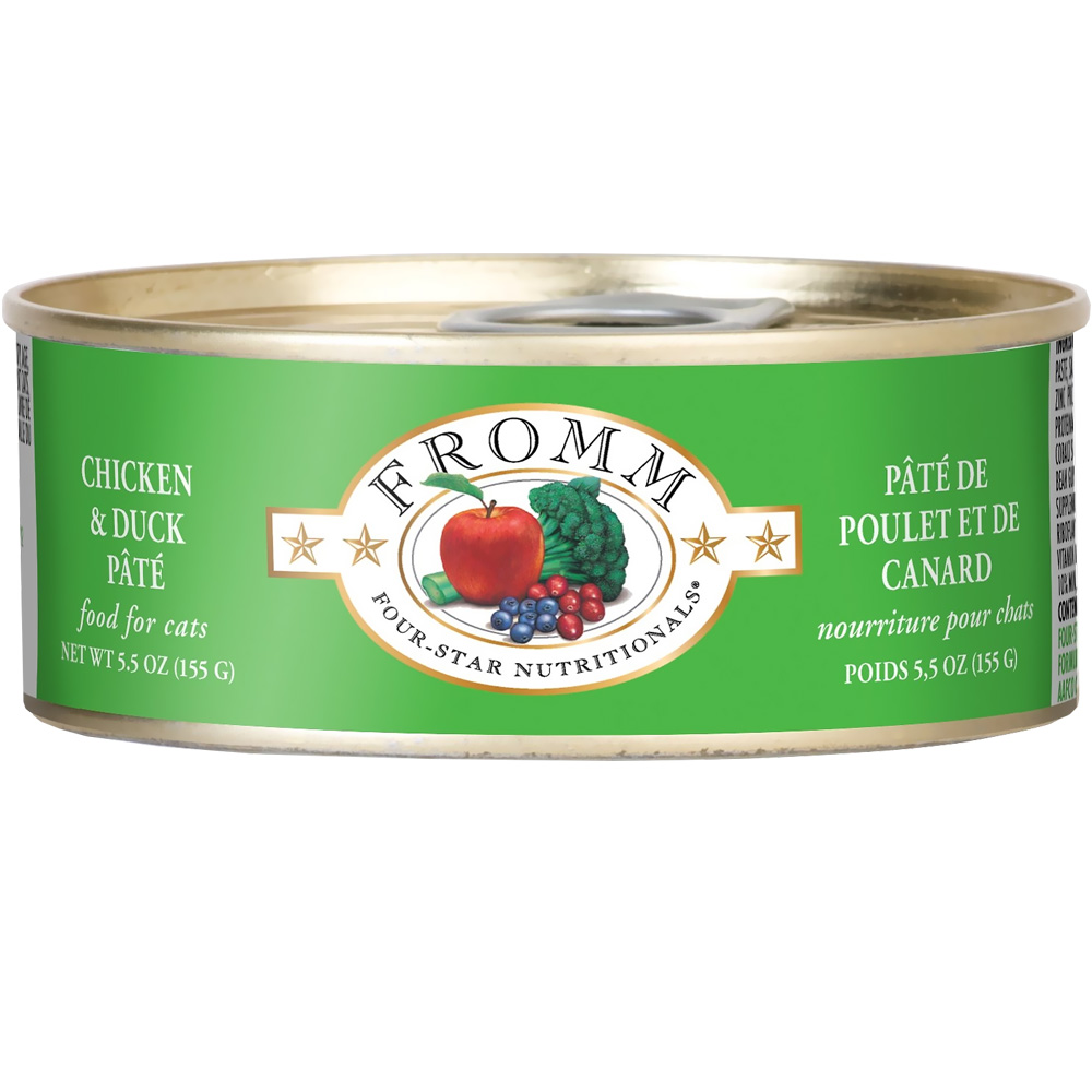 Canned Pate Cat Food Reviews