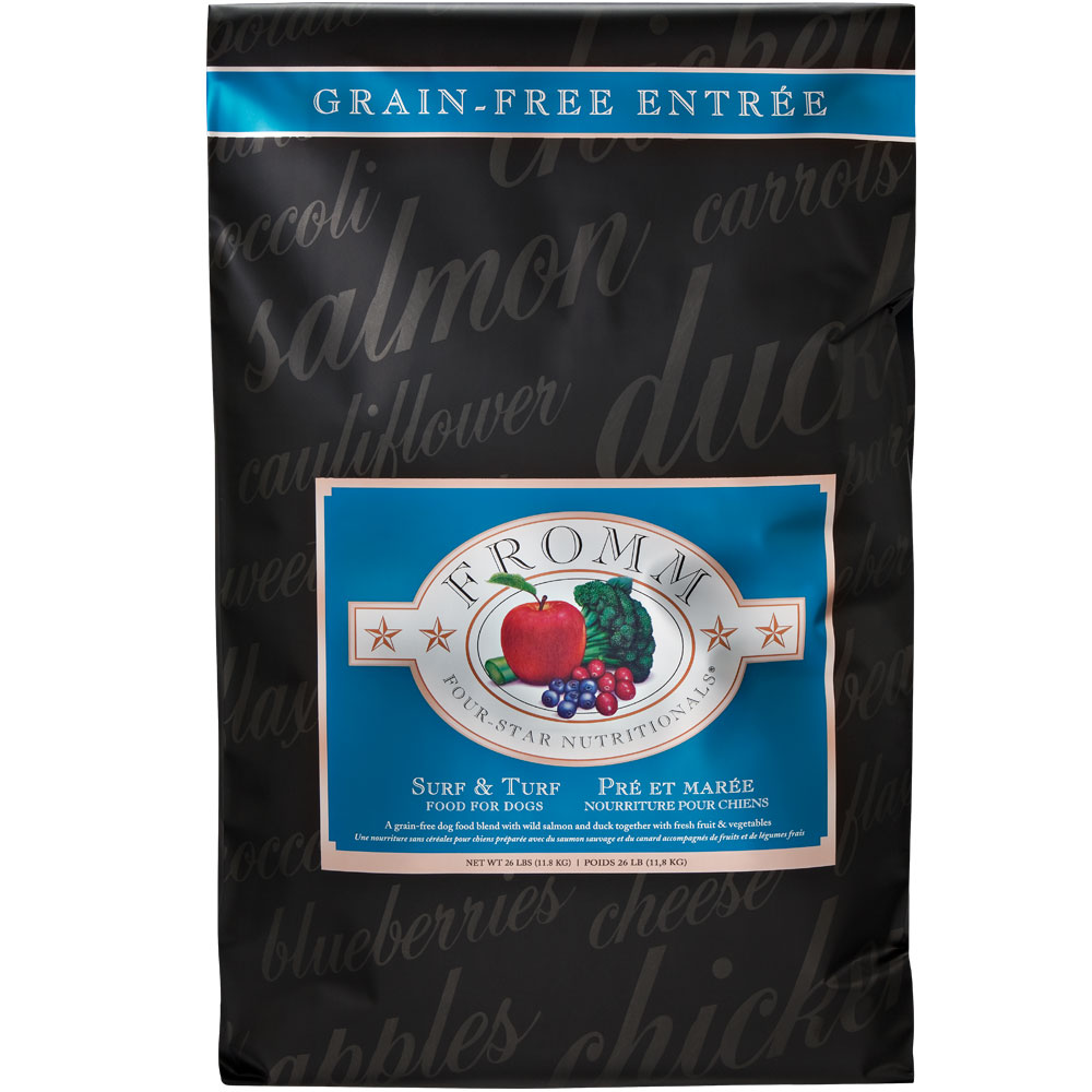 Fromm Four-Star Dog Food - Surf & Turf (30 lb)