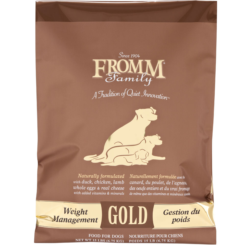 Fromm Gold Dog Food - Weight Management (15 lb)