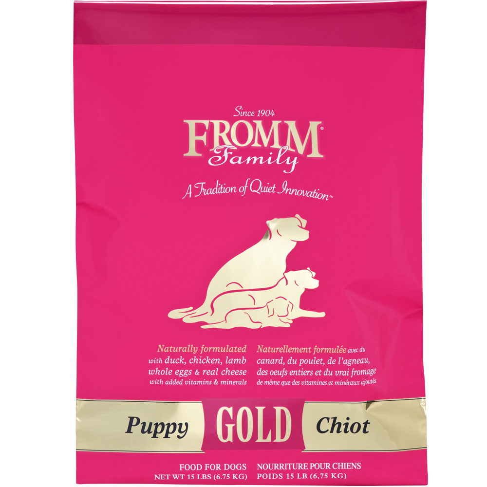 Fromm Gold Puppy Food (15 lb)