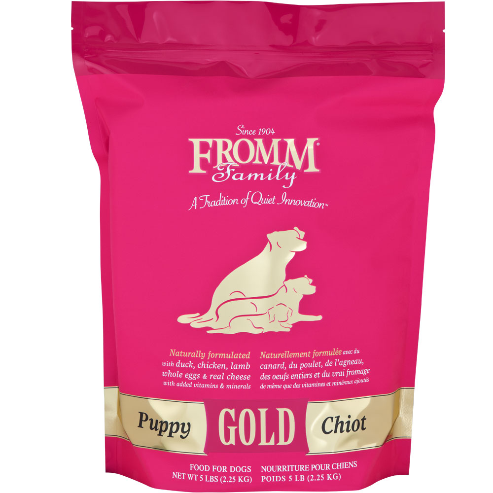 Fromm Gold Puppy Food (5 lb)