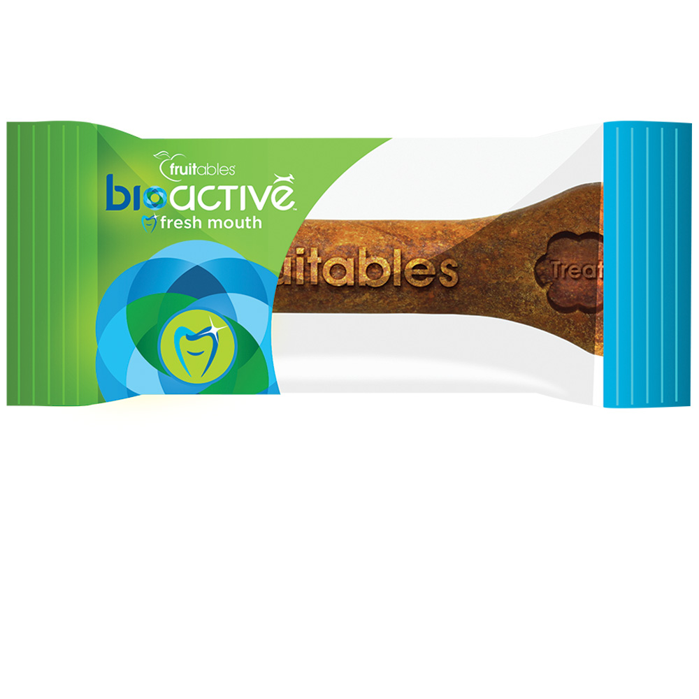 Fruitables BioActive Fresh Mouth Dental Chews - Medium (Single)