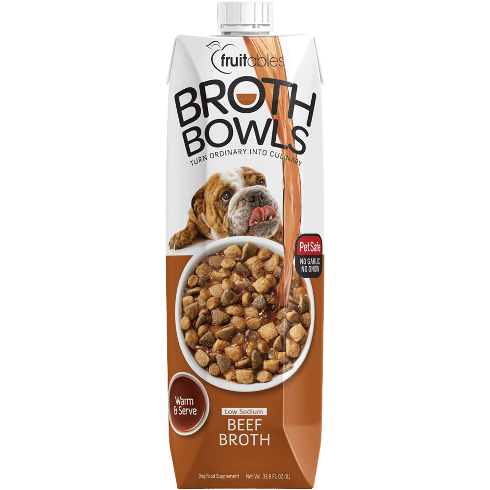 Fruitables Broth Bowls