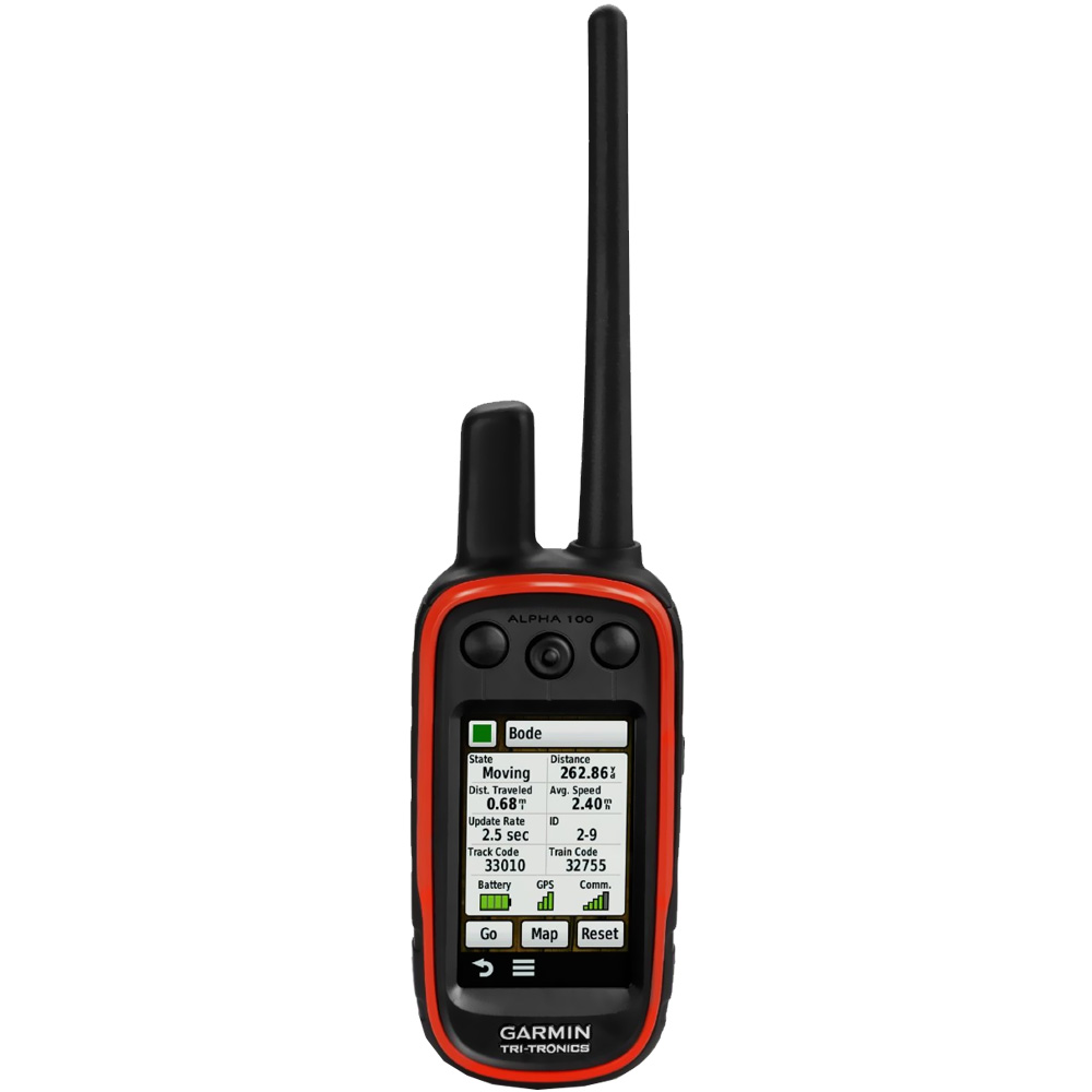 Garmin Alpha 100 Dog Tracking & Training Handheld