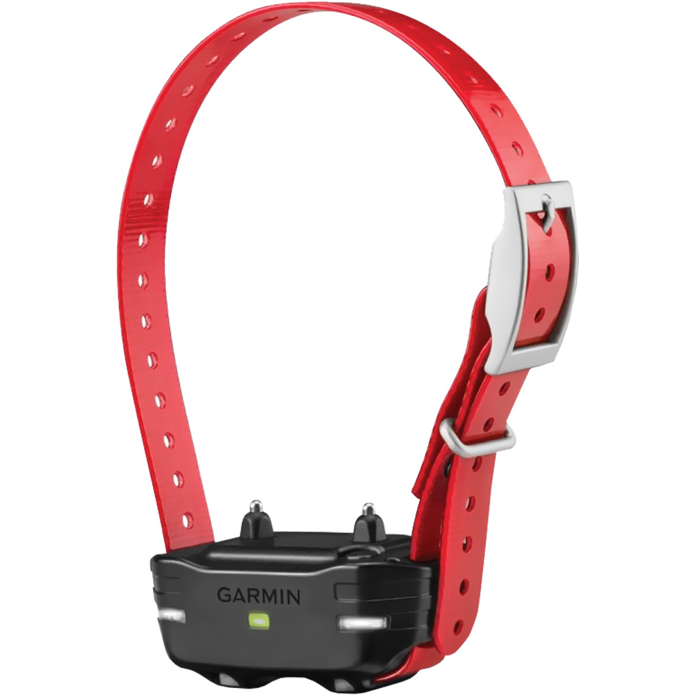 Garmin PT 10 Additional PRO Dog Collar - Red