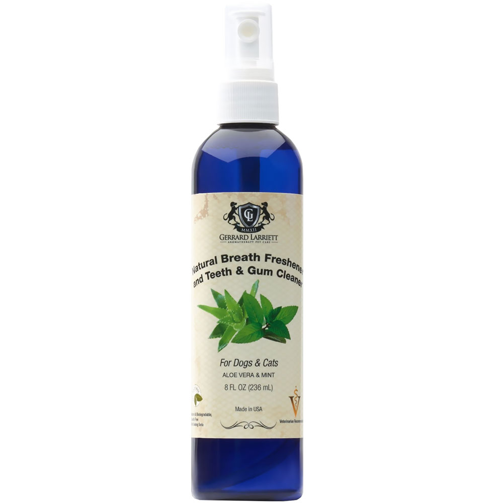 Gerrard Larriett Natural Breath Freshener & Cleaner