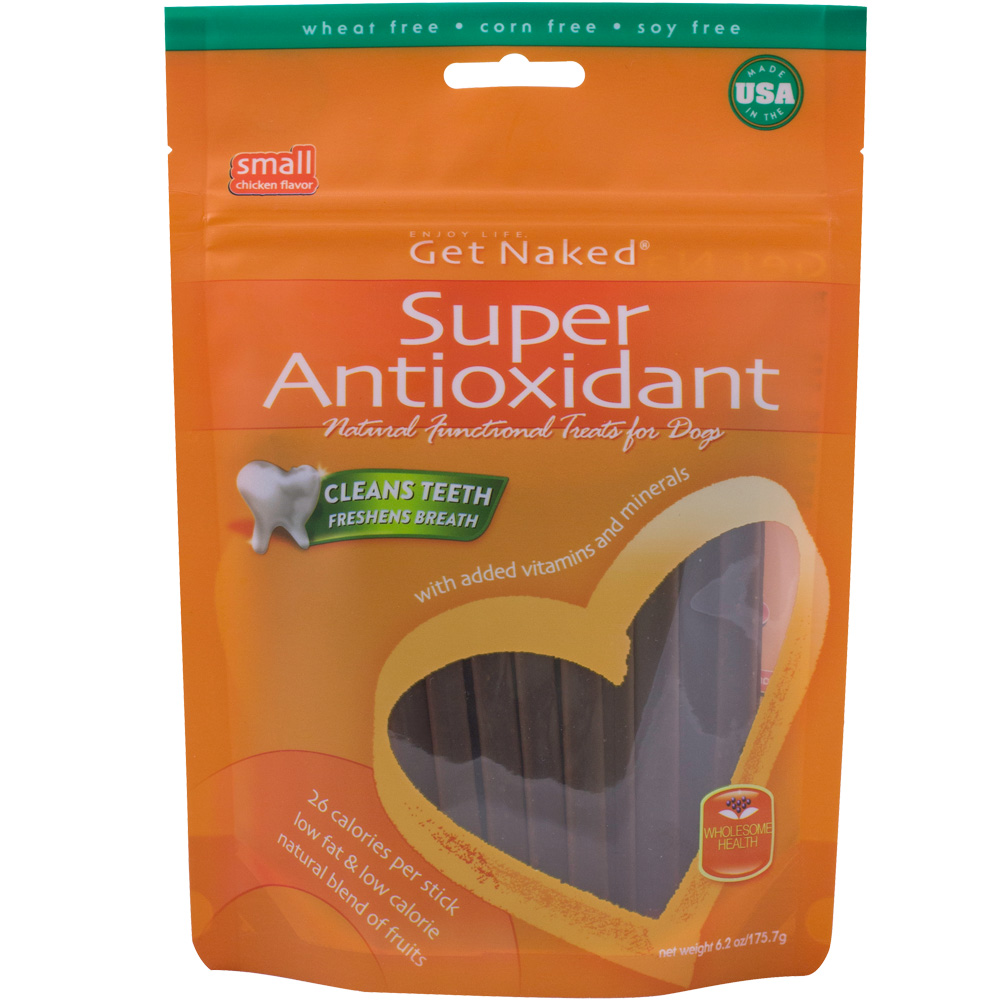 Get Naked Super Antioxidant Treats