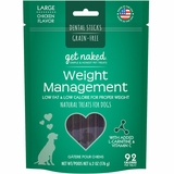 Get Naked Weight Management Treats for Dogs Large (6.2 oz)