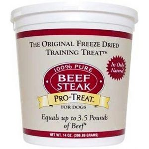 Gimborn Beef Steak Freeze Dried (14 oz)