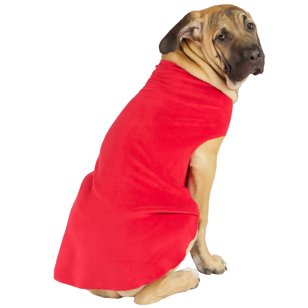 Gold Paw Stretch Fleece