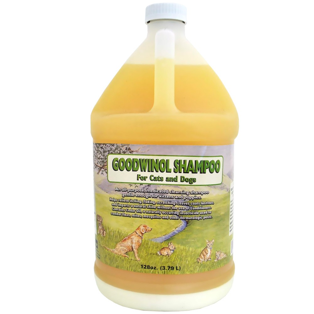 Goodwinol Shampoo for Cats & Dogs