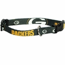 Green Bay Packers Dog Collars & Leashes