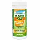 Green Pet Fleaze-Off Wipes (60 ct)