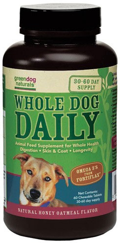 GreenDog Naturals Whole Dog Daily