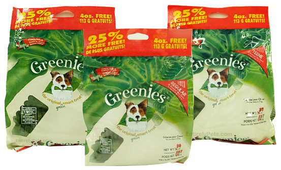 Greenies Bonus Bags - WHILE THEY LAST!