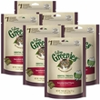 6-PACK Greenies Feline Dental Treats - Succulent Beef Flavor (15 oz)