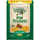 Greenies Pill Pocket Treats Chicken Formula (15.8 oz) - Value Size