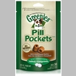 GREENIES Pill Pockets Peanut Butter Formula 3.2 oz (30 count)
