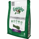 Greenies Veterinary Dental Chews - LARGE 12 oz (8 chews)