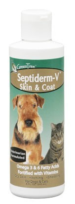 GreenTree Septiderm-V Skin & Coat Liquid