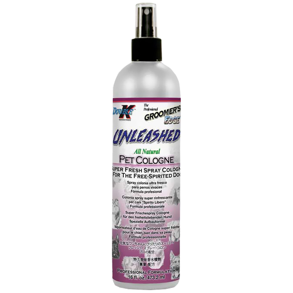 Groomer's Edge Unleashed Spray Cologne (16 fl oz)