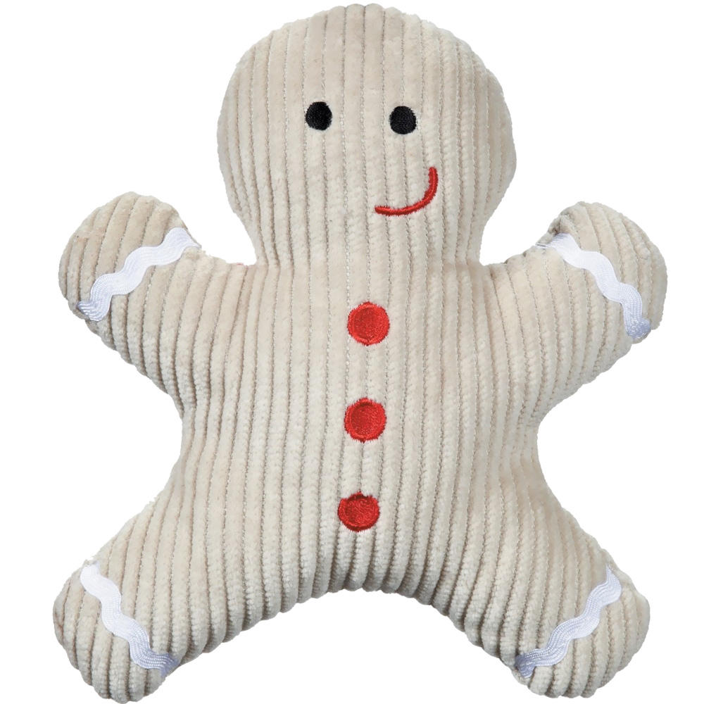 Grriggles Scented Gingerbread Man Buttons - Almond