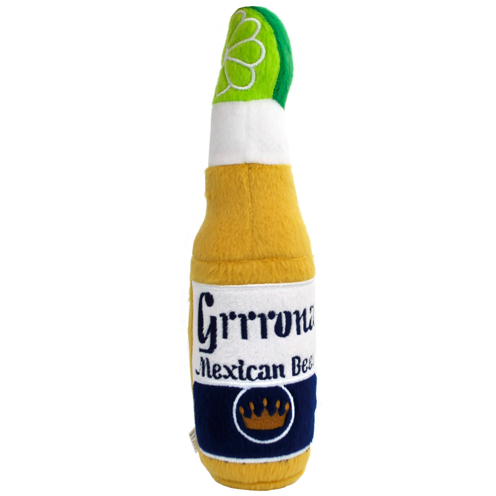 Grrrona Mexican Beer Plush Toy - Large