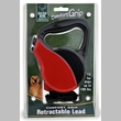Guardian Gear Comfort Grip Retractable Leads - Red/Black UP TO 60 lbs.