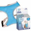 Guardian Gear Cool Pup Reflective Harness Large - Light Blue