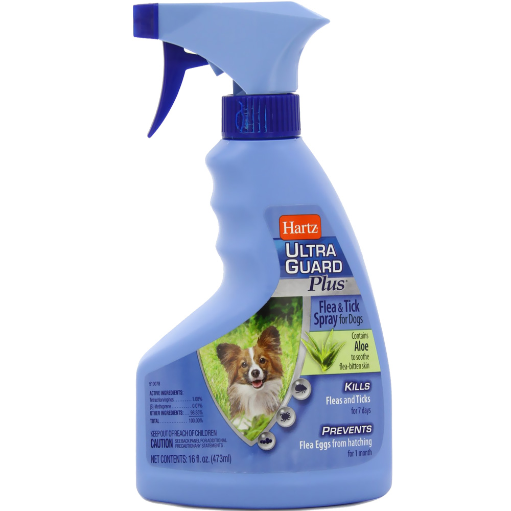 Flea Sprays For Dogs And Cats