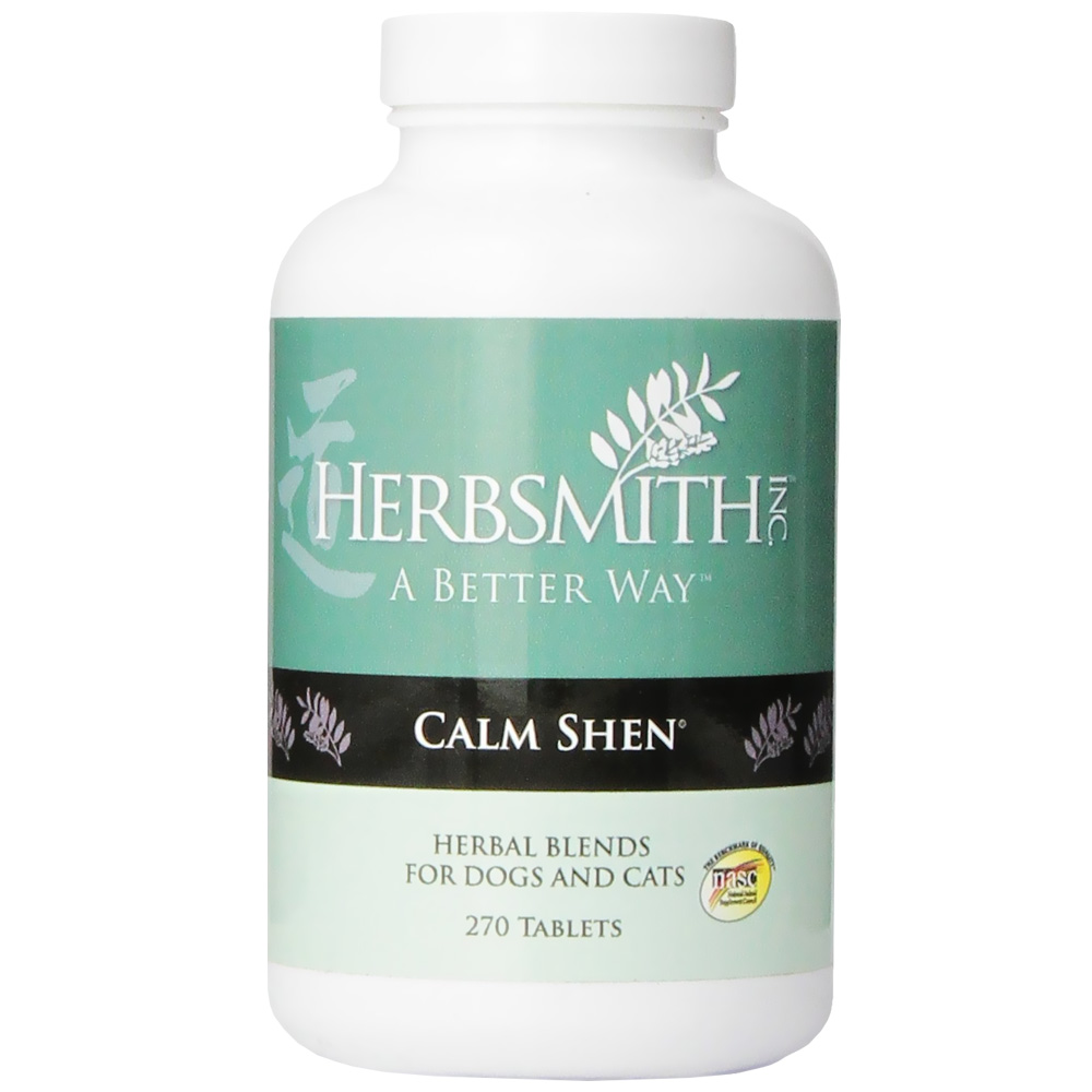 Herbsmith Calm Shen Tablets (270 count)