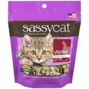 Herbsmith Sassy Cat Treats - Chicken with Apples & Spinach