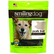 Herbsmith Smiling Dog Dry-Roasted Treats - Pork Liver