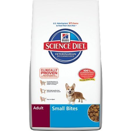 Hill's Science Diet Canine Adult Small Bites (17.5 lb)