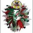 "Holiday Party Collar - Xmas Tree - Large (14"")"