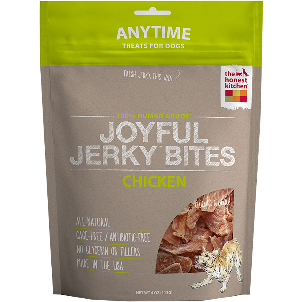 Honest Kitchen Joyful Jerky Bites - Chicken (4 oz)