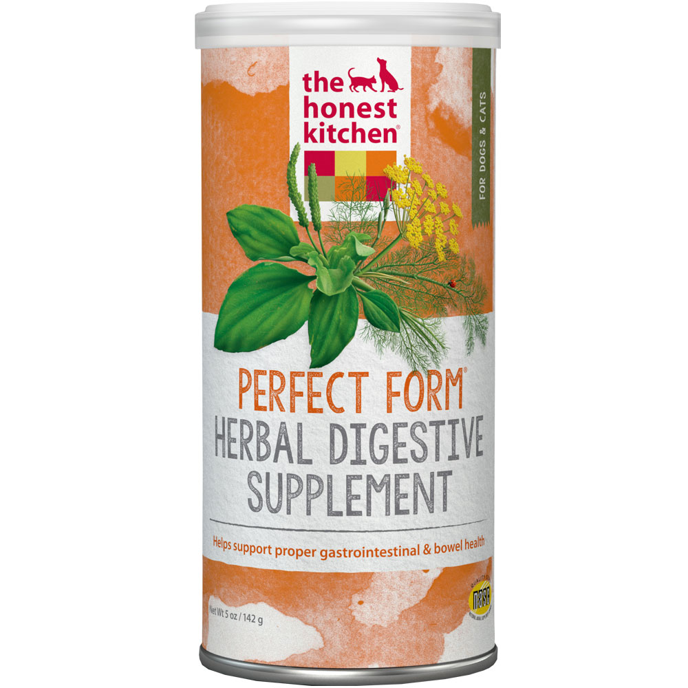 Honest Kitchen Perfect Form Herbal Gastrointestinal Supplement (5.5 oz)