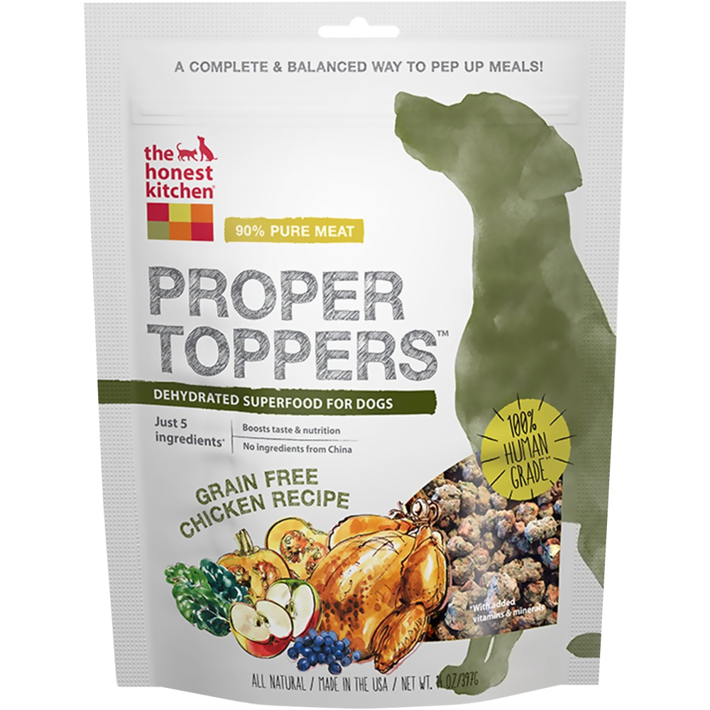 Honest Kitchen® Proper Toppers™