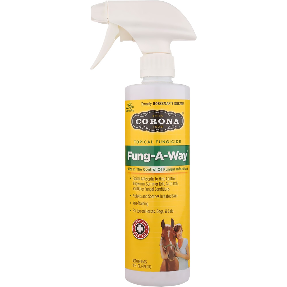 Horseman's Drean Fung-A-Way Topical Spray