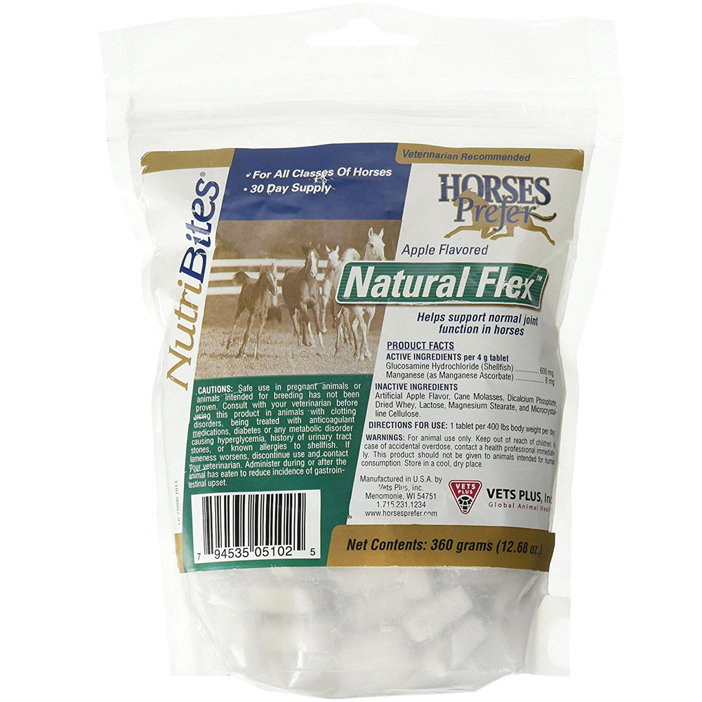 Horses Prefer Natural Flex Nutribites (90 count)