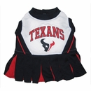 Houston Texans Cheerleader Dog Dresses